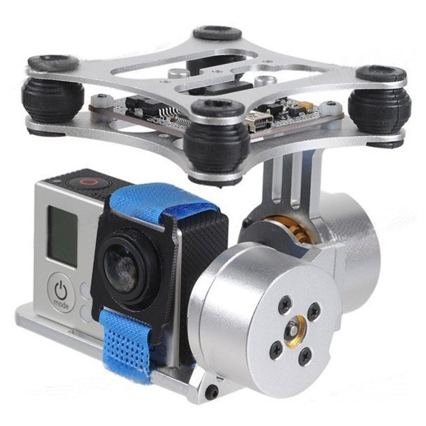ALUMINIJUMSKI BRUSHLESS GIMBAL PHANTOM 02