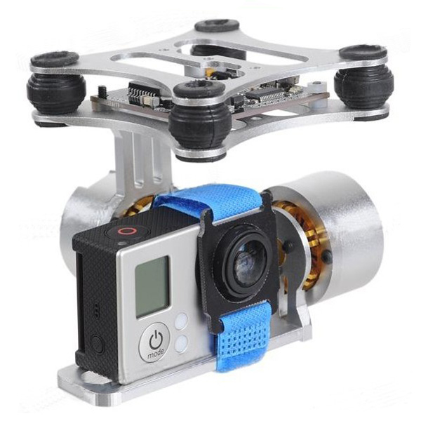 ALUMINIJUMSKI BRUSHLESS GIMBAL PHANTOM 03